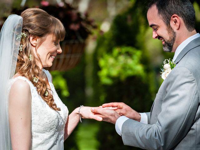 Jordan and Stephanie's wedding in Newmarket, Ontario 85