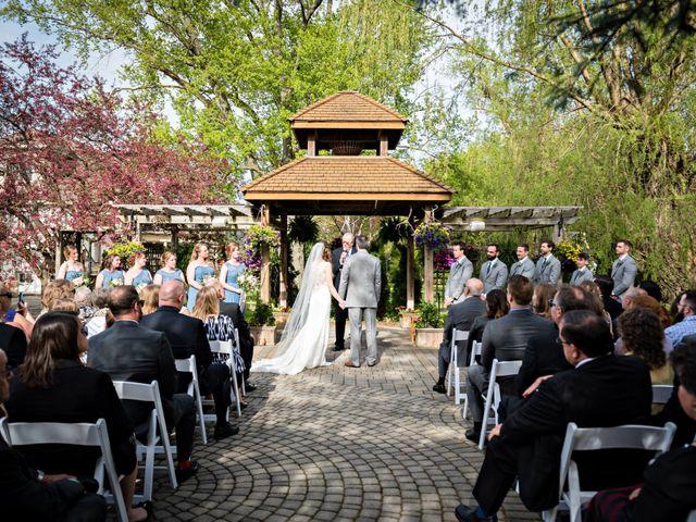 Jordan and Stephanie's wedding in Newmarket, Ontario 90