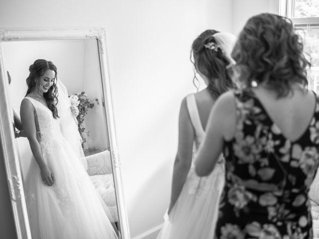 Cooper and Jenny's wedding in Caledon, Ontario 7