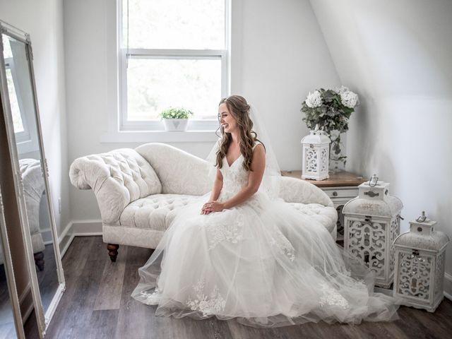 Cooper and Jenny's wedding in Caledon, Ontario 8