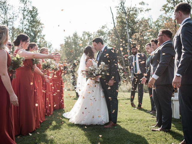 Cooper and Jenny's wedding in Caledon, Ontario 9