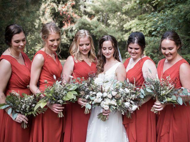 Cooper and Jenny's wedding in Caledon, Ontario 12
