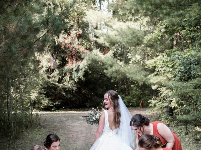 Cooper and Jenny's wedding in Caledon, Ontario 13