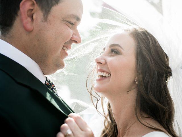 Cooper and Jenny's wedding in Caledon, Ontario 1