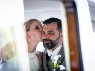 The wedding of Alanna and Scott