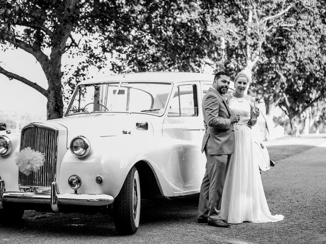 Scott and Alanna's wedding in Notre-Dame-de-l'Ile-Perrot, Quebec 2
