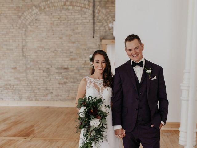 The wedding of Sabina and Derrik