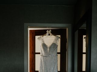The wedding of Gillian and Mark 2