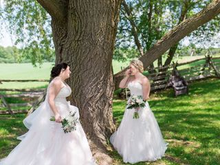 The wedding of Annabelle and Amanda 3
