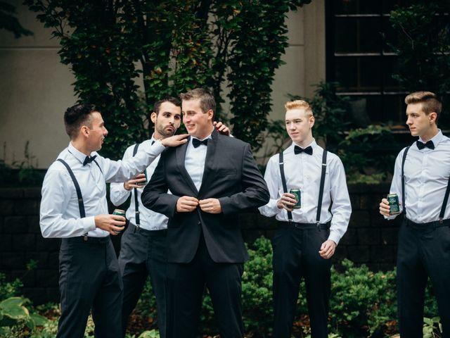 Mark and Gillian's wedding in Orangeville, Ontario 9