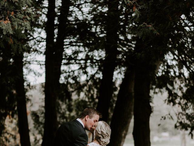 Mark and Gillian's wedding in Orangeville, Ontario 12