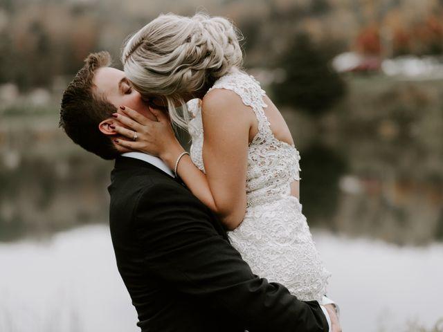 Mark and Gillian's wedding in Orangeville, Ontario 1