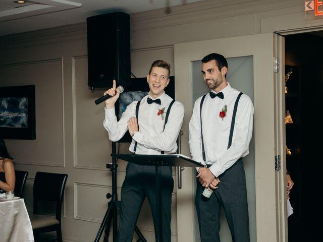 Mark and Gillian's wedding in Orangeville, Ontario 32