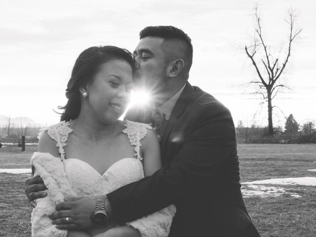 The wedding of Madelin and Cesar