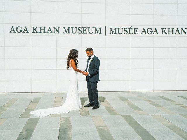 Josef and Natasha's wedding in Toronto, Ontario 4