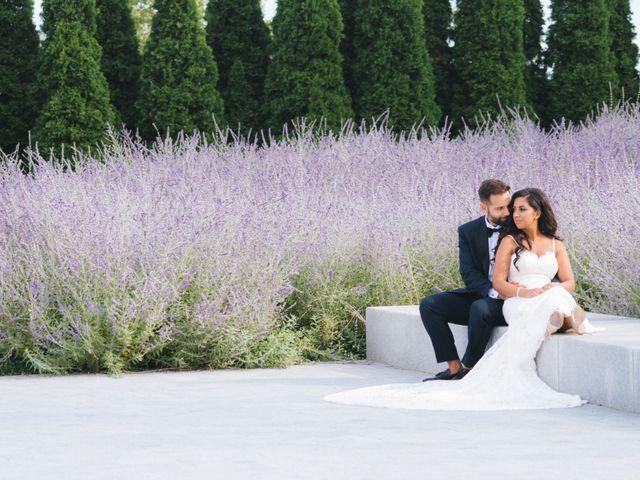 Josef and Natasha's wedding in Toronto, Ontario 7