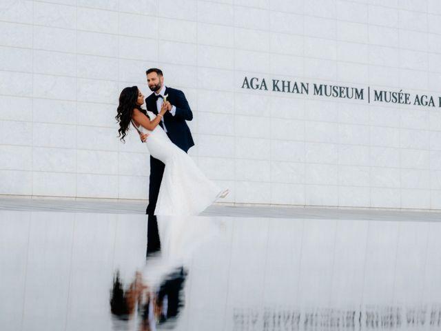Josef and Natasha's wedding in Toronto, Ontario 1