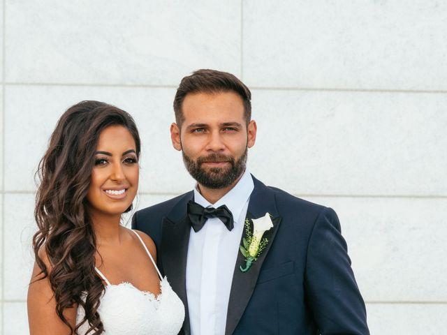 Josef and Natasha's wedding in Toronto, Ontario 8