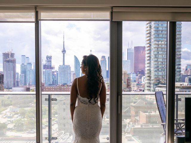 Josef and Natasha's wedding in Toronto, Ontario 13