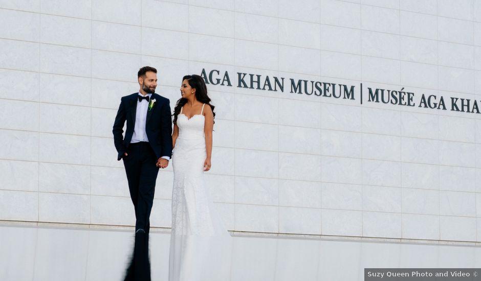 Josef and Natasha's wedding in Toronto, Ontario