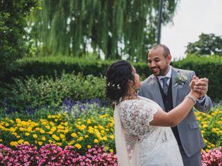 The wedding of Aishwarya and Alok 3