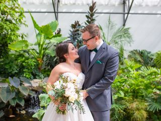 The wedding of Isabelle and Matthieu