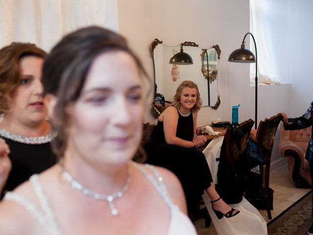 Tracy and Steve's wedding in Millbrook, Ontario 8