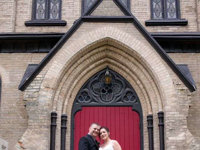Tracy and Steve's wedding in Millbrook, Ontario 43