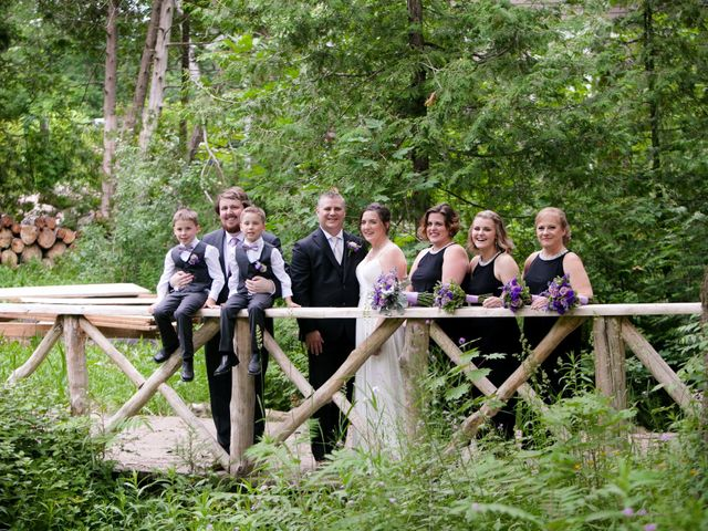 Tracy and Steve's wedding in Millbrook, Ontario 45