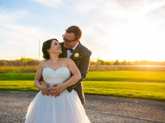 Matthieu and Isabelle's wedding in Ottawa, Ontario 1