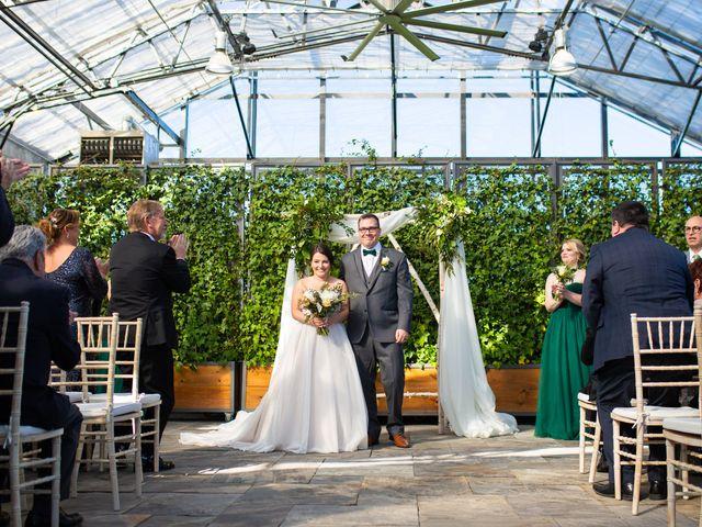 Matthieu and Isabelle's wedding in Ottawa, Ontario 6