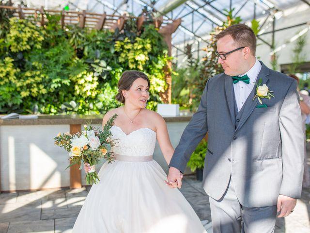 Matthieu and Isabelle's wedding in Ottawa, Ontario 9