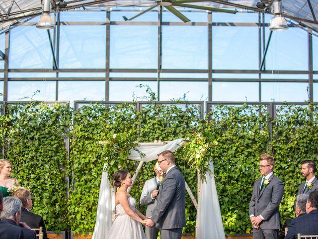 Matthieu and Isabelle's wedding in Ottawa, Ontario 2