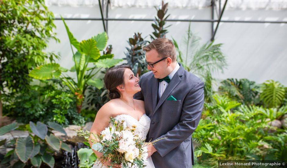 Matthieu and Isabelle's wedding in Ottawa, Ontario