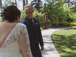 The wedding of Samantha and Leighton 3