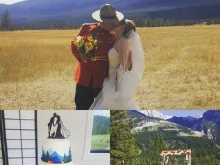 The wedding of Lisa and Brandon 2