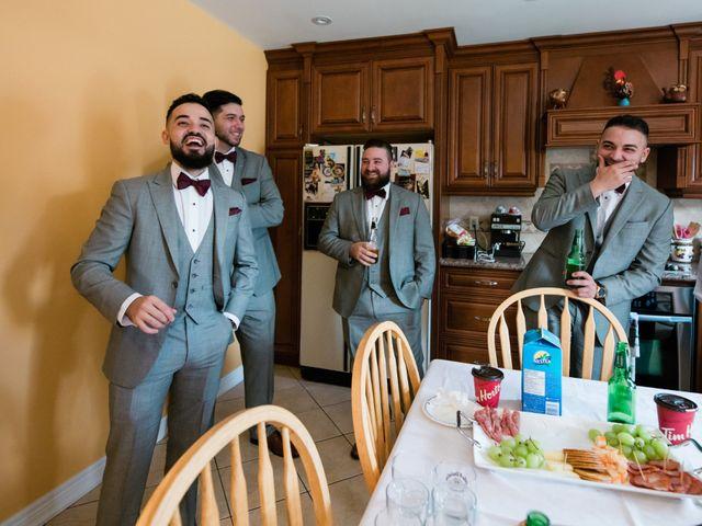 Jeff and Tania's wedding in Cambridge, Ontario 1