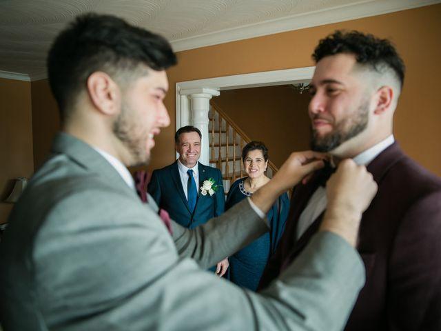 Jeff and Tania's wedding in Cambridge, Ontario 11