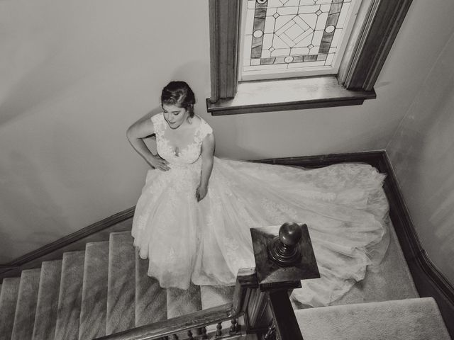 Alicia and Nicolas's wedding in Durham, Ontario 4