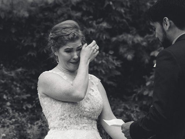 Alicia and Nicolas's wedding in Durham, Ontario 7