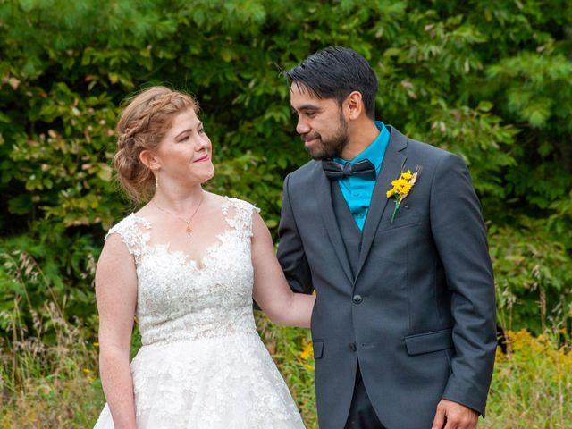 Alicia and Nicolas's wedding in Durham, Ontario 13