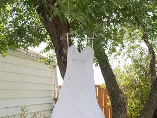 The wedding of Tayvia and Lee 3