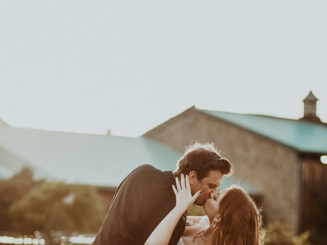 Robbie and Lindsay's wedding in St Catharines, Ontario 4
