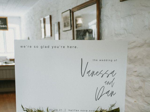 Dan and Vanessa's wedding in Halifax, Nova Scotia 39
