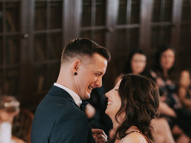 Dan and Vanessa's wedding in Halifax, Nova Scotia 1
