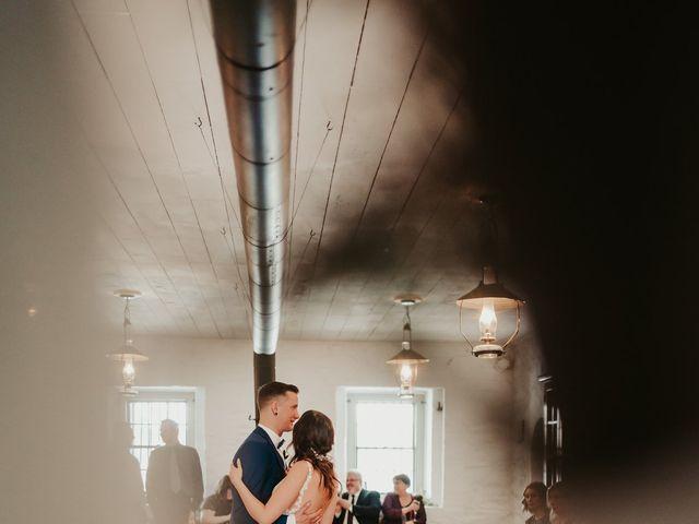 Dan and Vanessa's wedding in Halifax, Nova Scotia 111