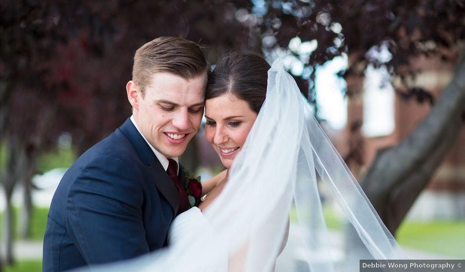 Corbin And Stephanie's Wedding In Calgary, Alberta