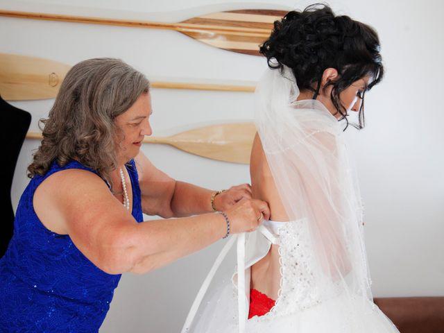 David and Jessica's wedding in Jasper, Alberta 12