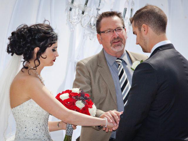 David and Jessica's wedding in Jasper, Alberta 26