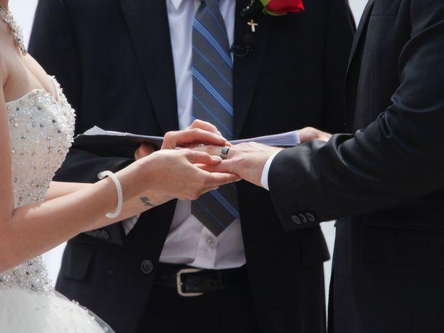 David and Jessica's wedding in Jasper, Alberta 28